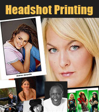 headshot prints
